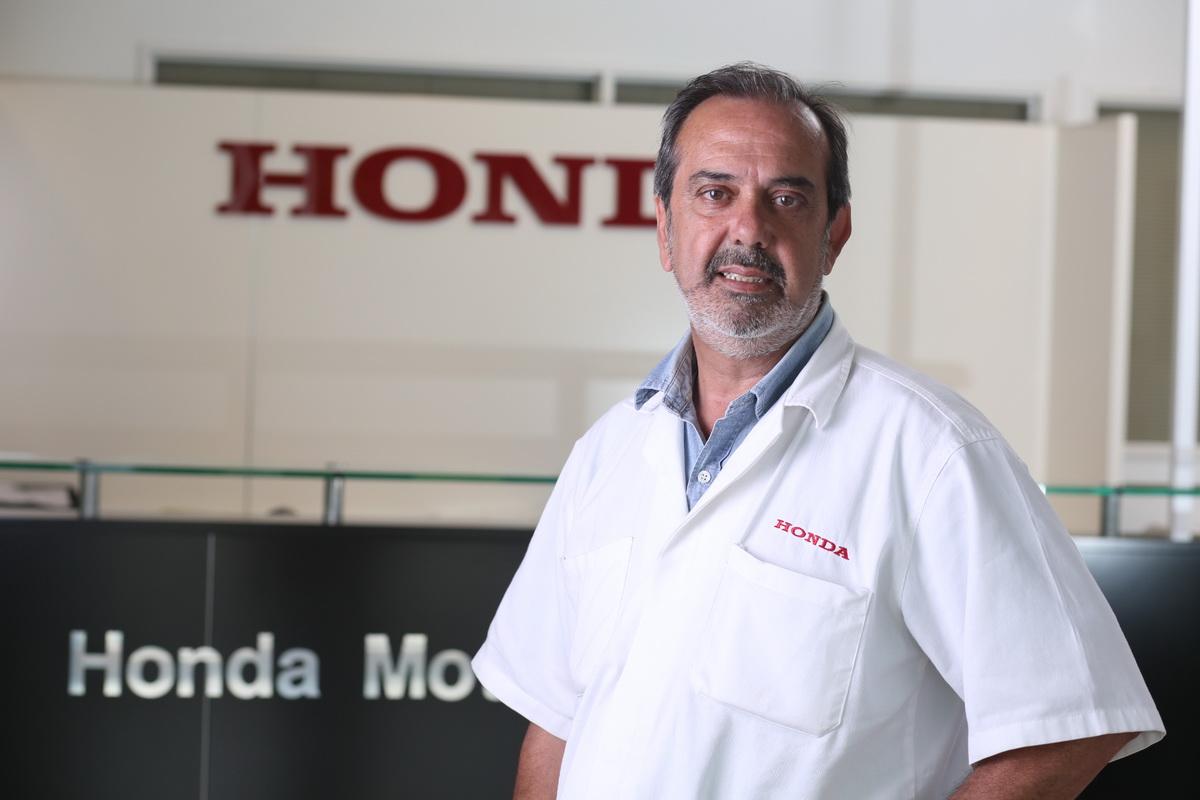 Honda motor de Argentina nombra a Jorge Fernández Vicepresidente de la compañía
